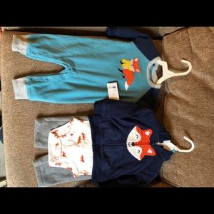 Carter's boys 6 month outfits (2)